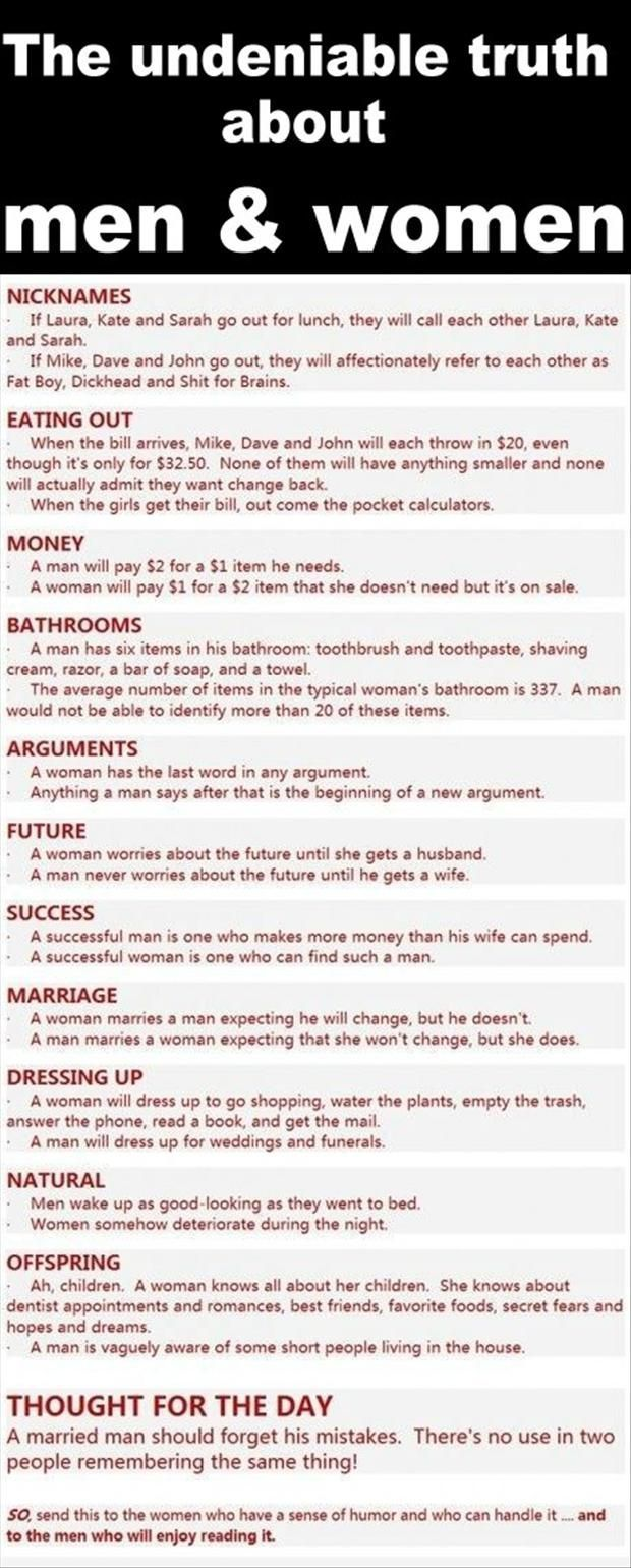 Mens Bedroom Dress Up The Undeniable Truth About Men And Women Pictures Photos And
