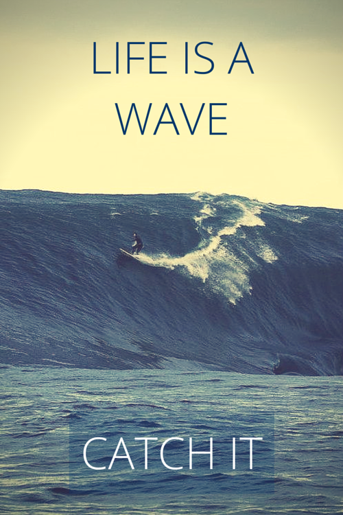 Ocean Waves Tumblr Photography Life Is A Wave, Catch ...