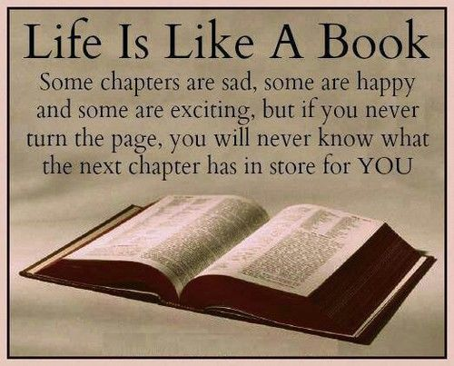 Life Is Like A Book Pictures, Photos, and Images for ...