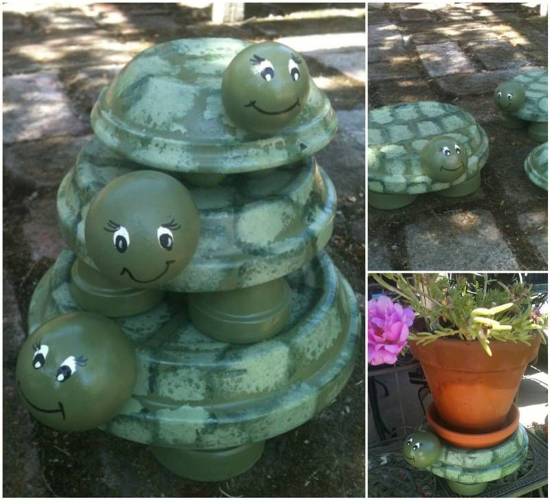 How To Make A Terracotta Turtle Pictures Photos And