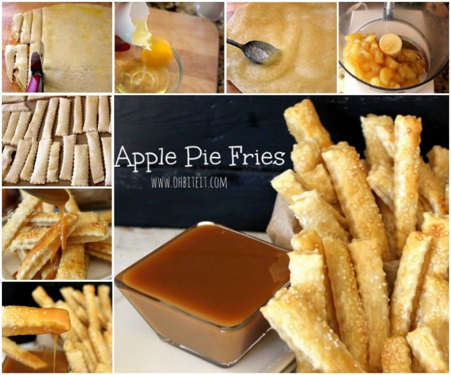 DIY Apple Pie Fries Pictures, Photos, and Images for Facebook, Tumblr ...
