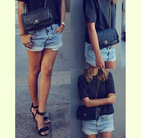 Cute Denim Shorts Pictures, Photos, and Images for Facebook ...