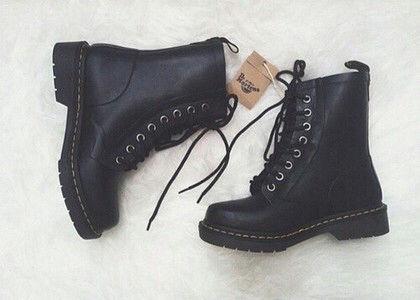 Combat Boots Women Tumblr