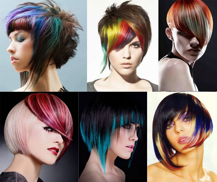 Enjoyable Ombre Hairstyles For Short Hair Pictures Photos And Images For Short Hairstyles For Black Women Fulllsitofus