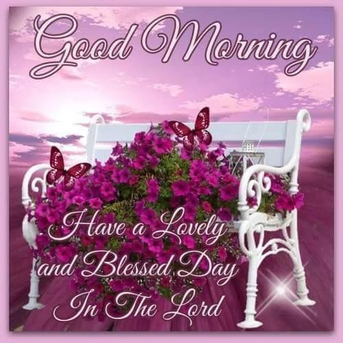 Blessed Day Quotes From The Bible: Good Morning Have A Blessed Day In The Lord Pictures