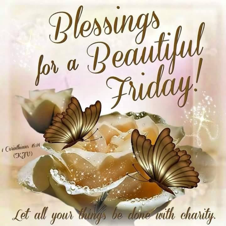 blessings for a beautiful friday pictures photos and