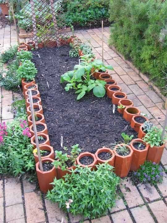 Terra Cotta Garden Ideas Pictures Photos And Images For Facebook