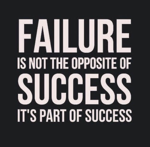 Inspirational Quotes About Failure: Failure Is Part Of Success Pictures, Photos, And Images