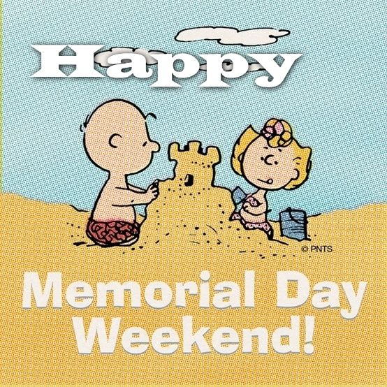 Happy New Year Charlie Brown Quotes: Charlie Brown Happy Memorial Day Weekend Quote Pictures