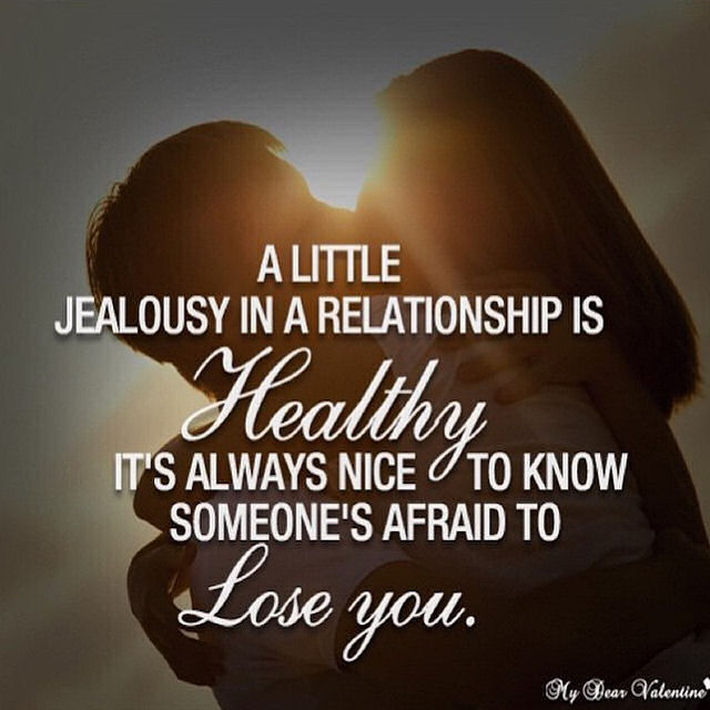 Jealousy Quotes Tumblr: A Little Jealousy In A Relationship Pictures, Photos, And
