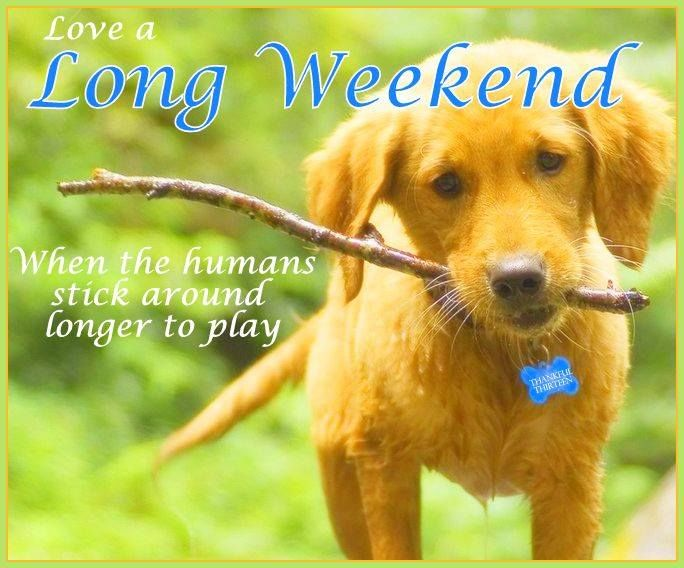 I Love A Long Weekend Pictures, Photos, and Images for ...