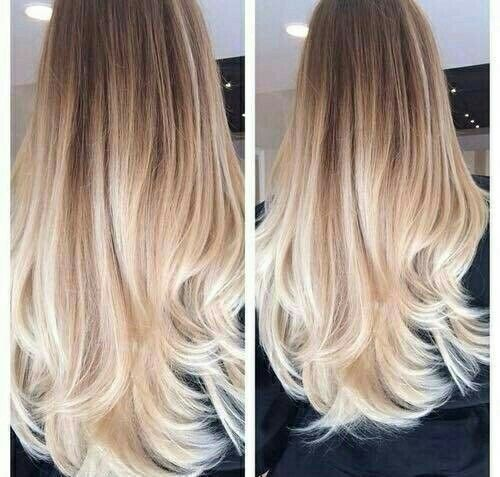 Surprising Beautiful Long Blonde Hair Pictures Photos And Images For Hairstyles For Women Draintrainus