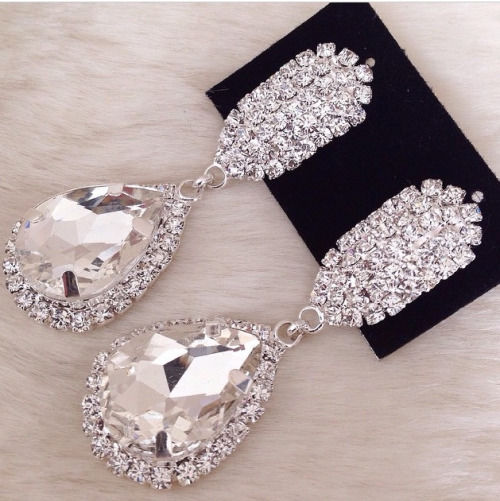 Luxury Diamond Earrings