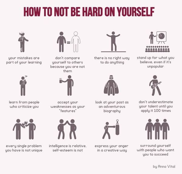 how to not be selfish