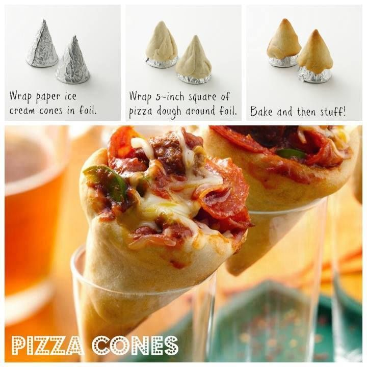 Diy pizza cone recipe tutorial pictures photos and images for diy pizza cone recipe tutorial forumfinder Choice Image