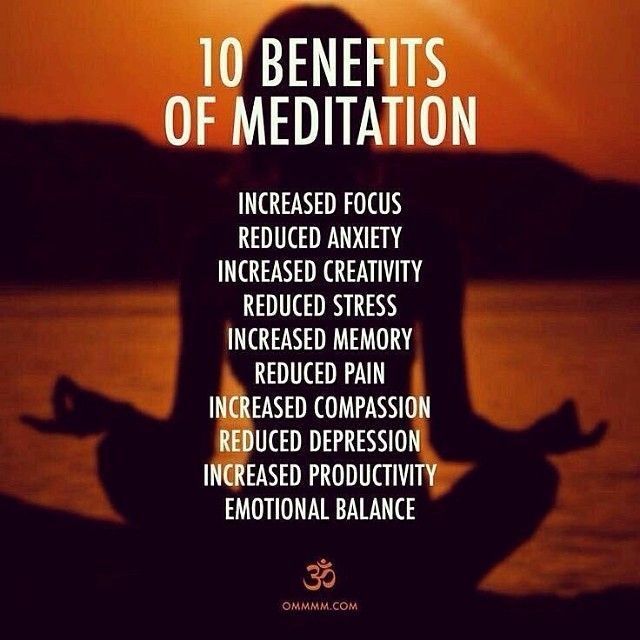 10 Benefits Of Meditation Pictures, Photos, and Images for ...