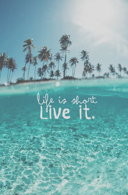 Life Is Short, Live It Pictures, Photos, and Images for Facebook ...