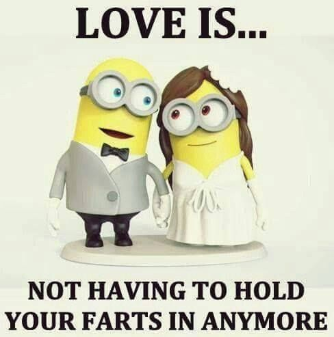 Love Quotes For Him Minions : Minion Fart Quotes. QuotesGram
