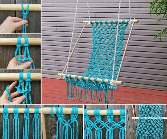 DIY Hammock Chair Pictures, Photos, and Images for ...