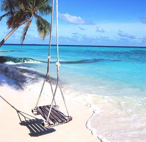 свинг и пляж