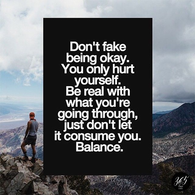 Don't Fake Being Ok Pictures, Photos, and Images for