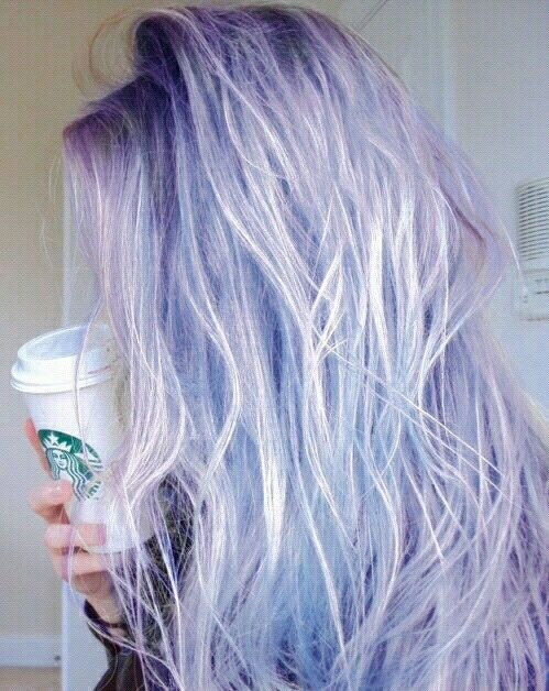 blue and purple ombre hair pictures photos and images