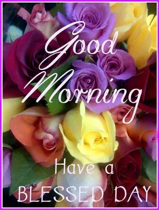 Good Morning Love Post : Good morning have a blessed day quotes quotesgram