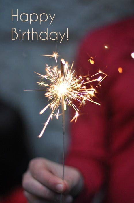 Happy Birthday Sparklker Pictures, Photos, and Images for ...