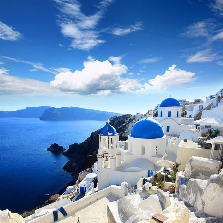 12 Best Island Images On Pinterest: The Greek Island Of Santorini Pictures, Photos, And Images