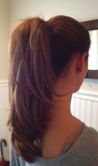 Layered Ponytail Pictures Photos And Images For Facebook