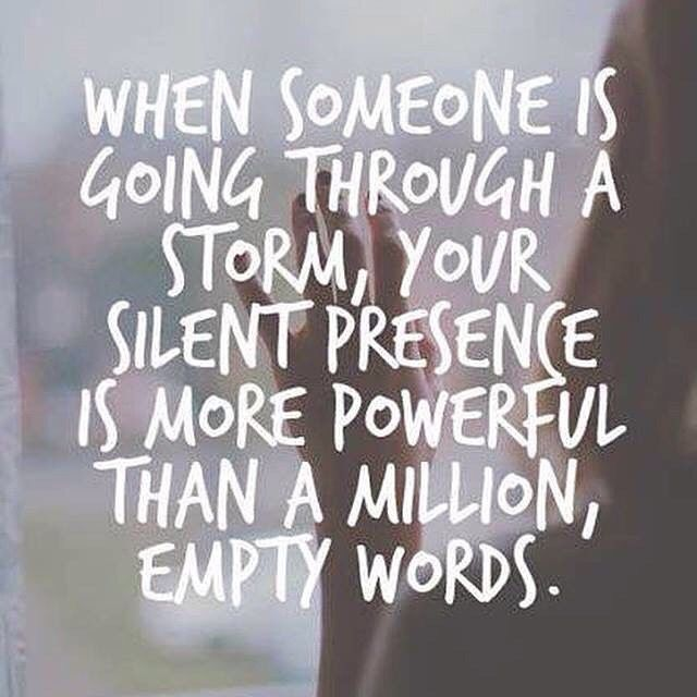 When Someone Is Going Through A Storm Pictures, Photos, and ...