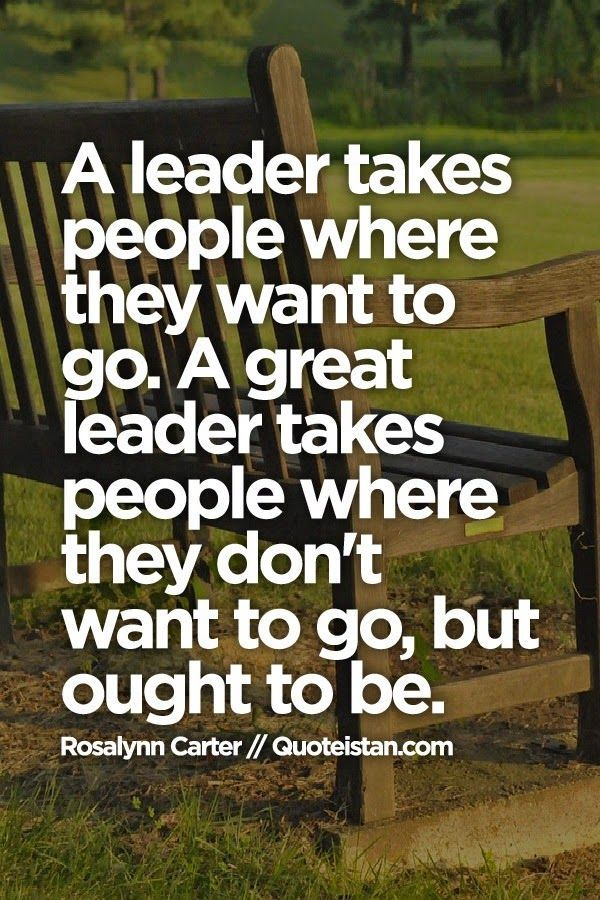 takes leader Roselinde torres what it takes to be a great leader the world is full of leadership programs, but the best way to learn how to lead might be right under your nose.