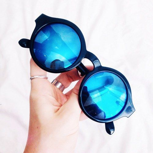 Sunglasses Blue  blue sunglasses pictures photos and images for facebook tumblr