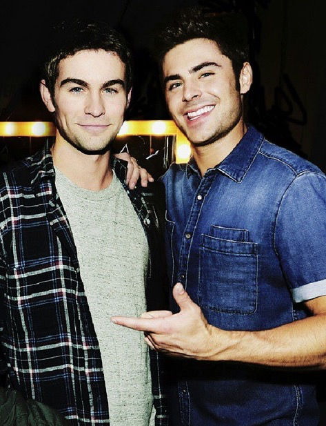 Chace Crawford And Zac Efron Pictures Photos And Images
