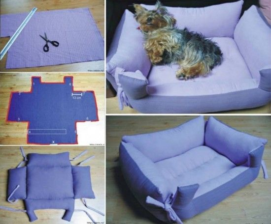 How To Make A Pet Pillow Bed Pictures Photos And Images
