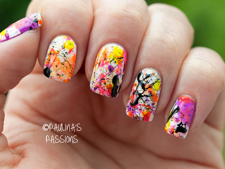Abstract Nail Art - Abstract Nail Art Pictures, Photos, And Images For Facebook
