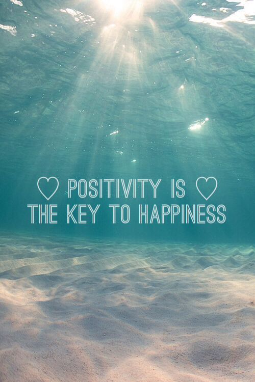Positivity Is The Key To Happiness Pictures, Photos, and ...