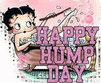 Betty Boop Happy Hump Day