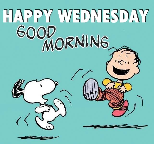 Snoopy Happy Hump Day
