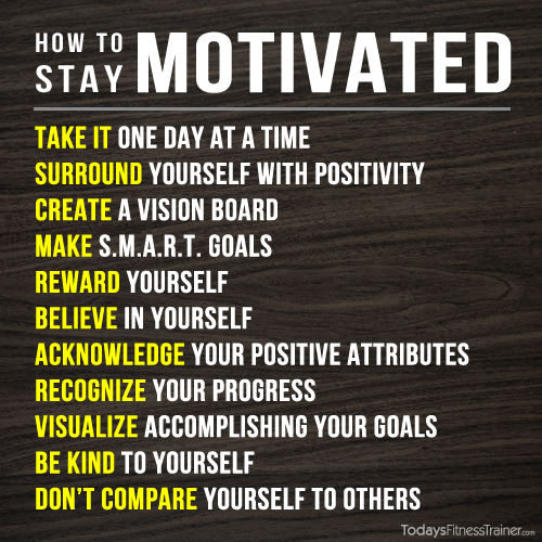 Stay Fit Motivation Quotes