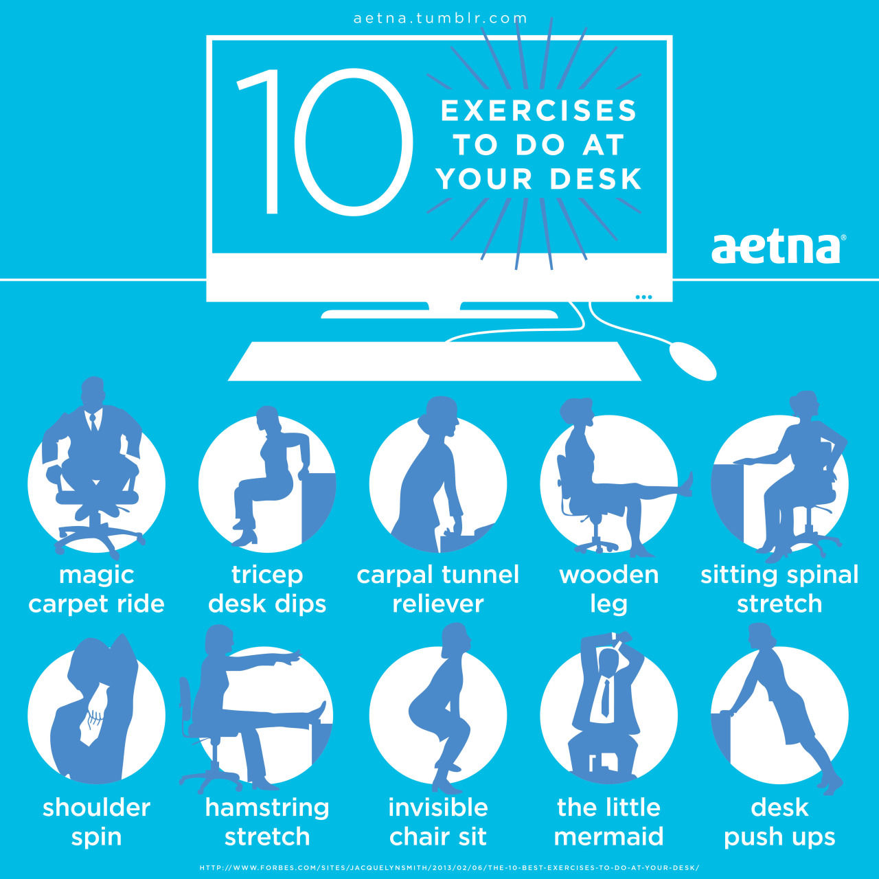 10 exercises to do at your desk pictures photos and images for rh lovethispic com how to get exercise at your desk how to exercise while sitting at your desk