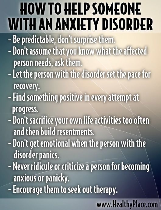 Quotes To Help With Anxiety Fascinating How To Help Someone With Anxiety Disorder Pictures Photos And