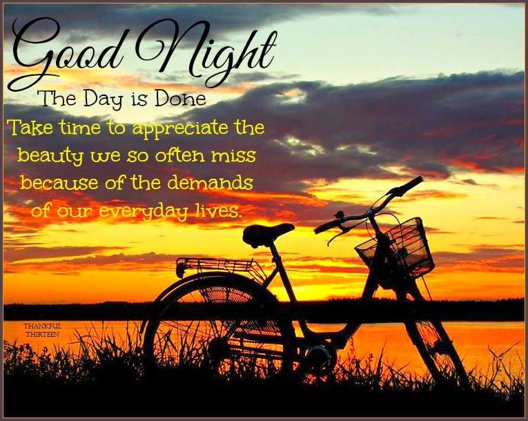 good night the day is done pictures photos and images
