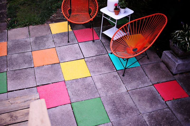 color cement tiles - Ciment Color