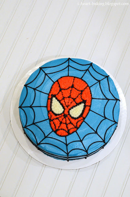 Spiderman Birthday Cake Pictures Photos And Images For