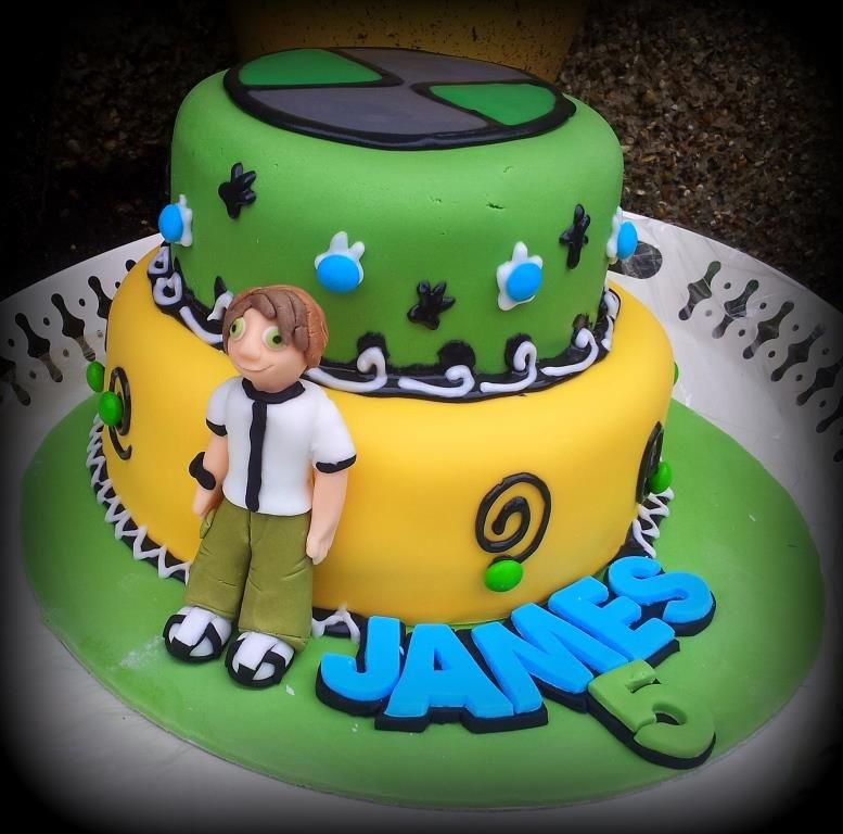 Ben 10 Cake Pictures, Photos, And Images For Facebook