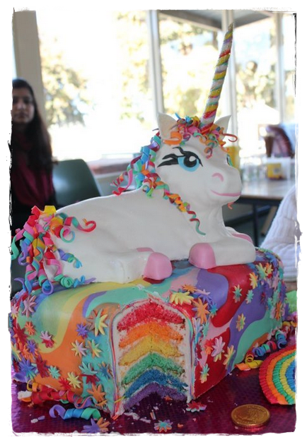 Unicorn Rainbow Cake Pictures Photos And Images For Facebook