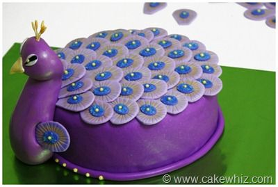 Peacock Cake Pictures Photos And Images For Facebook