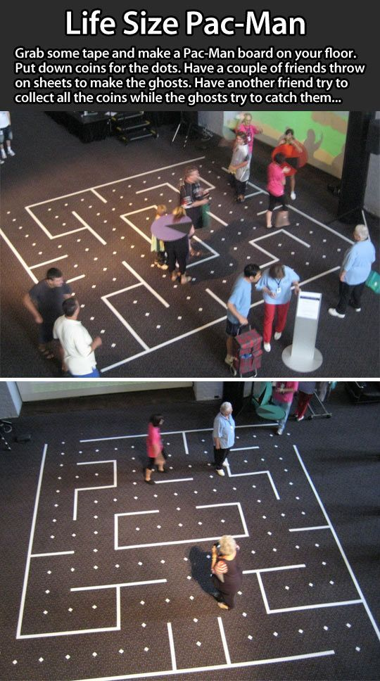 Life Sized Pac Man Game Pictures Photos And Images For