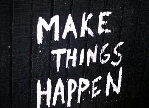Make Things Happen Pictures, Photos, And Images For